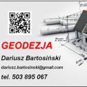 Geodeta Łomianki - Dariusz Bartosiński Łomianki i okolice