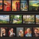 ...muszę malować, aby żyć - Damian Gierlach Jedlicze i okolice