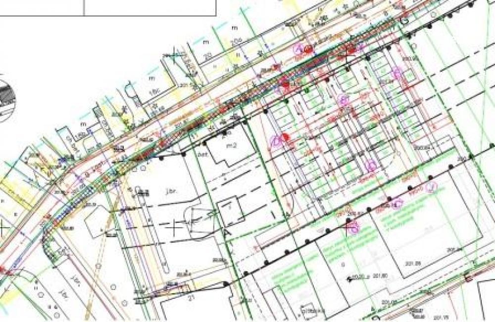 Wyjątkowy Projekty zjazdów, chodników, dróg, ulic, parking • Oferia.pl @EQ-99
