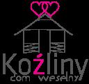 Logo dom weselny Koźliny