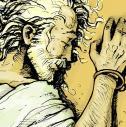 Rysunek ilustracja komiks - Jarosław Gach Olsztyn i okolice