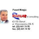 Nasza praca jest pasją! - PROLAB Paweł Matyja Bieruń i okolice