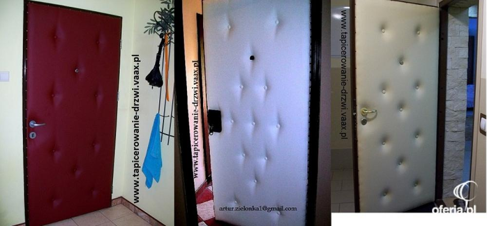 W Mega Wyciszanie drzwi Warszawa - TAPICERKA DRZWIOWA Warszawa • Oferia.pl CM94