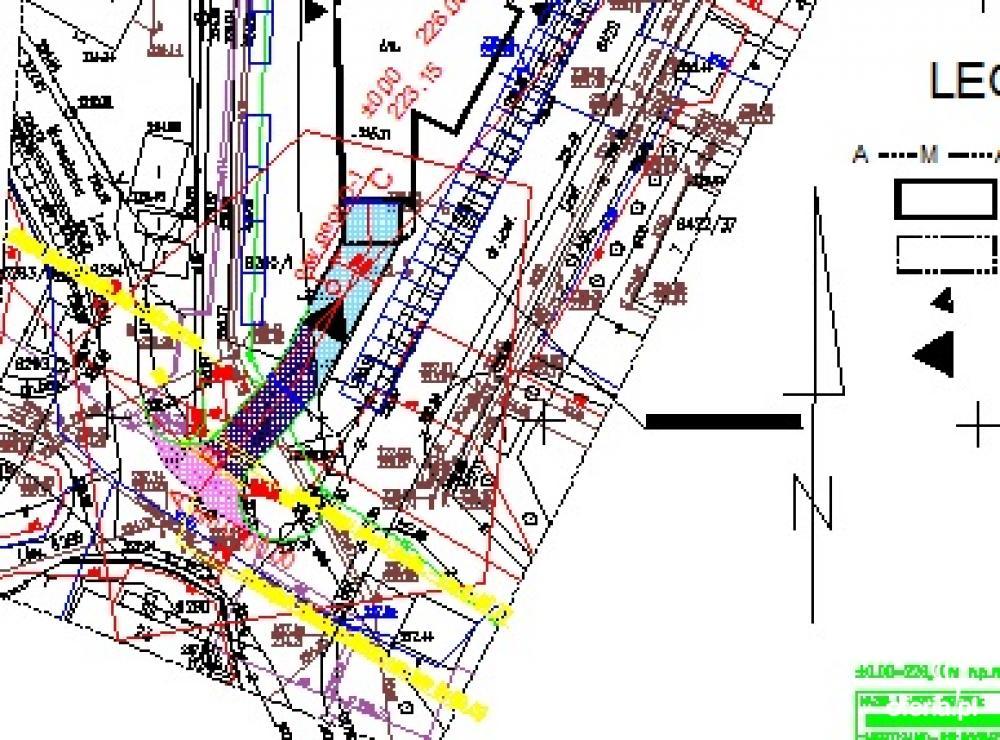 Znany Projekty zjazdów, chodników, dróg, ulic, parking • Oferia.pl @BS-26