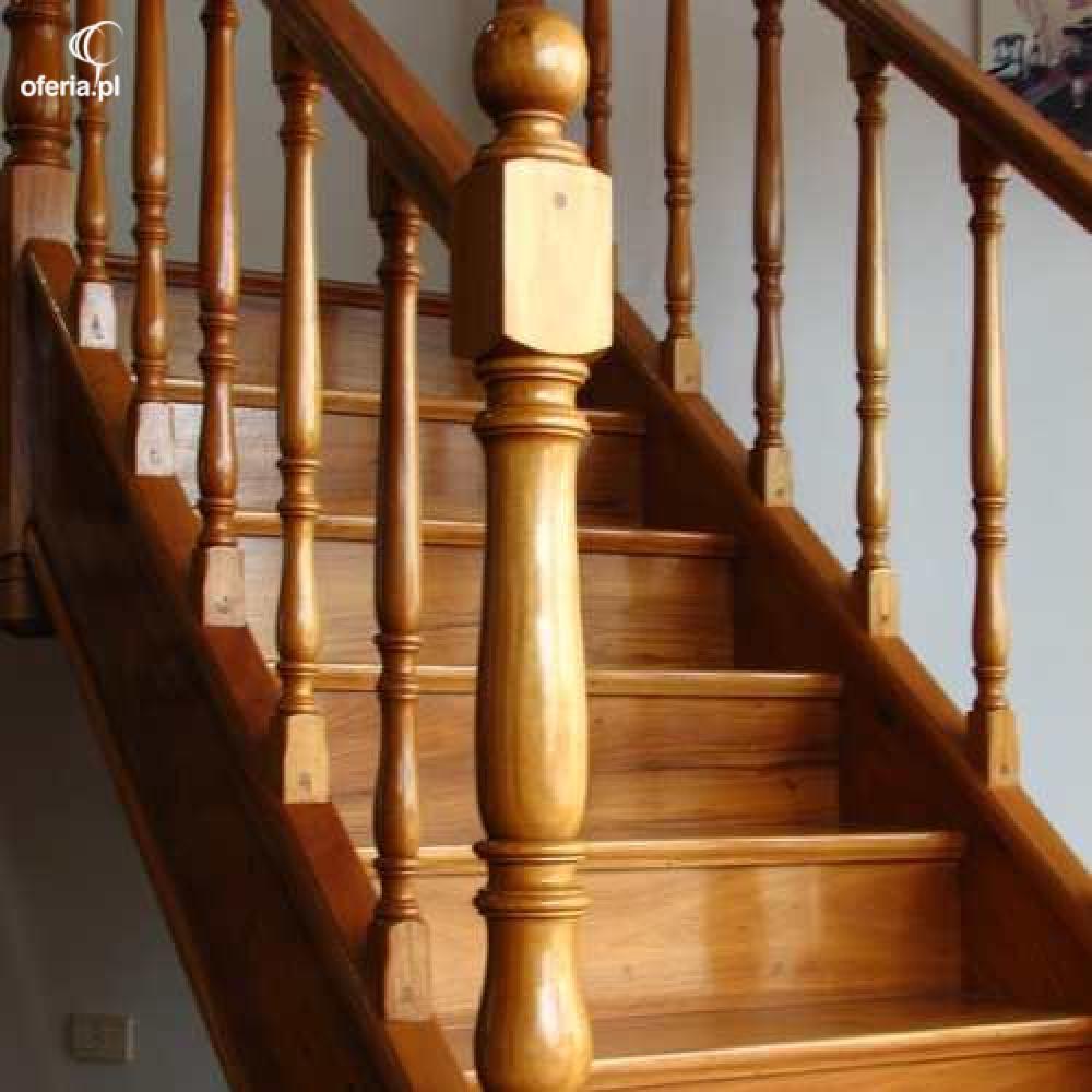 Schody drewniane z drewna producent dobre ceny - Escaleras antiguas de madera ...