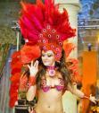 Pokazy samby 100% Samba - Joanna Dorosz