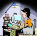 ilustracja dla mag.studenckiego Dlaczego