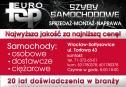 Serwis Szyb Samochodowych - Maciej Laszczyk Wrocław i okolice