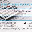 Solidne biuro rachunkowe - E-bilans Biuro Rachunkowe Emilia Nawrot Gorzów Wielkopolski i okolice