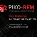 Piotr PiKo-Rem Zielona Góra i okolice