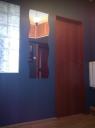 Ściana dział., luksfery, drzwi przesuwne