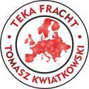 Transportuj z TEKA Fracht - TEKA FRACHT TOMASZ KWIATKOWSKI Pakość i okolice