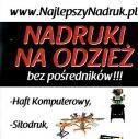 Nadruki na koszulki - NOR Olsztyn i okolice