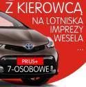 Tani cennik - Wynajem samochodu auta Częstochowa osobowego z kierowcą transport na lotnisko Pyrzowice transfery Częstochowa i okolice