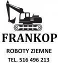 Roboty ziemne - Frankop Sokółka i okolice