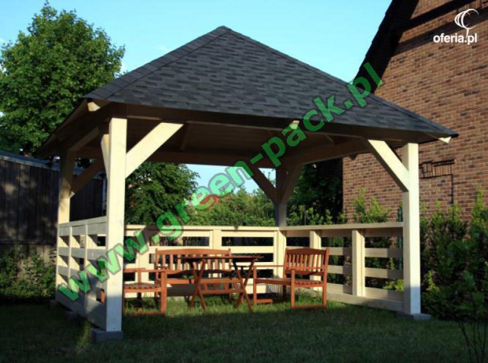 Architektura Ogrodowa Green Pack Jabłonowo Pomorskie I