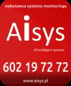 Systemy zabezpieczeń - Aisys Pruszków i okolice